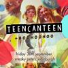 Teencanteen-EdinburghGig